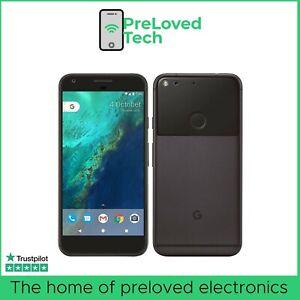 Google Pixel, 32GB Storage, Quite Black, Network Unlocked - Grade C