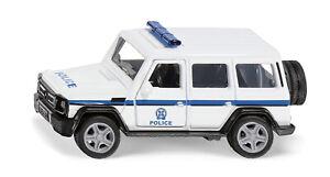 Mercedes-Benz G Class G65 AMG W463 Greek Federal Police SIKU 2308 1:50 Greece