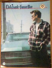 Chris Isaak, Forever Blue - Sheet Music Book - VHTF - 0897247469