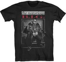 NOTORIOUS B.I.G. - THE NOTORIOUS BIG THRONE T-Shirt - Size Large - L