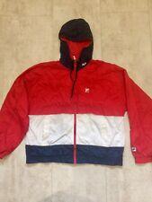 Vintage Fila Shellsuit / Tracksuit Top Nike Adidas Puma