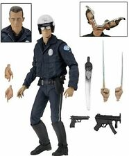 NECA Terminator 2 Judgement Day 7 Inch Scale Action Figure Ultimate T-1000 NEW