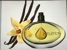 Rare old formula INTUITION by Estee Lauder 70 ml left spray women perfume NO CAP