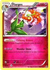 2x Pokemon XY BREAKthrough Florges 103/162 Rare Card