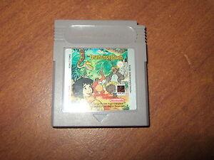 Das Dschungelbuch / The Jungle Book / Disney für Nintendo Gameboy / GB
