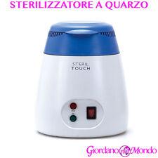 Sterilizzatore estetica a Quarzo professionale per Pinzetta Forbici Tronchesina
