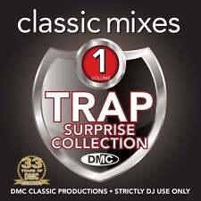 DMC Classic Mixes - TRAP Surprise Collection Megamixes & Remixes Music CD