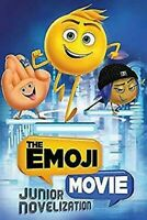 The Emoji Film Junior Novelization Livre de Poche