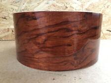 Bubinga snare drum shell 14x 6.5, new old stock
