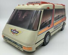 Micro Machines Camper Mobile City Micromachines 1991 Vintage Lewis Galoob Toys