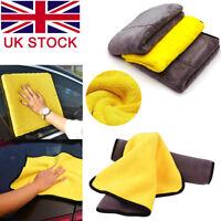 3x Super Absorbent Car Wash Microfiber Towel Cloth Car Cleaning towels Drying