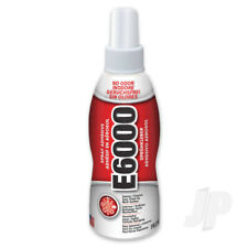 Eclectic E6000 Spray Adhesive Glue Clear 4oz (118.2ml)