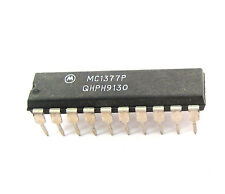 MC1377P: Color TV RGB to NTSC/PAL Encoder: Found in Early Video Games/Computers