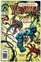 Venom Lethal Protector # 5 KEY 1st App.  Phage Agony Riot Lasher! Very Fine 1993