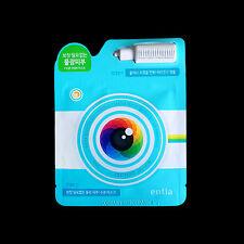 Entia Nofilter Moisturizing Camera Mask Vitamin C Powder Ampoule + Facial Mask