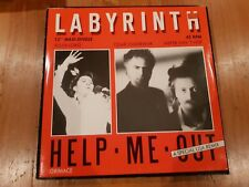 """12"""" Labyrinth – Help Me Out"""