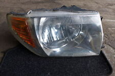 MITSUBISHI SHOGUN PININ HEADLIGHT LAMP RIGHT DRIVER OF/ SIDE