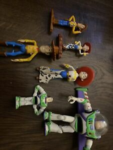 Toy Story Toy Bundle, Buzz Lightyear , Woody