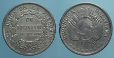 Bolivia 1 Bolivia 1873 PTS FE qSpl