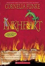 INKHEART by Cornelia Funke Scholastic Paperback ink heart FREE USA SHIPPING