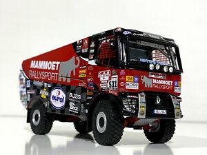 "Renault K520 4x4 rally Dakar truck 2019 ""Mammoet"" WSI truck models 410242"