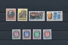 LL86960 Norway mixed thematics fine lot MNH