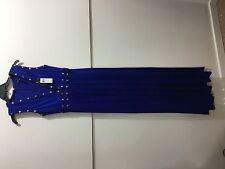 BcBG ladies size 10 NWT to gorgeous to explain sleeveless maxi dress