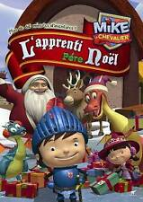 Mike Le Chevalier - L Apprenti Pere Noel  DVD NEW