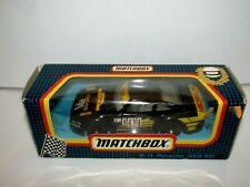 Matchbox Superkings K-11 Porsche 959 ED Racing Black MIB