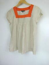 Sportscraft Cotton Blend Cap Sleeve Tops for Women