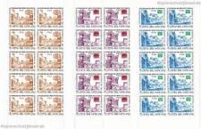 Vaticano VATICANO - 2002 150 ANNI FRANCOBOLLI 1407-09 piccoli archi ** - conveniente
