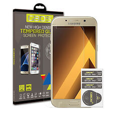 GBOS® Genuine Tempered Glass Screen Protector HD For Samsung Galaxy A5(2017)