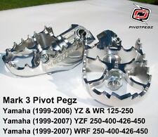 TM Racing Mx85 2005 2006 2007 Wide Pivot Pegz Footpegs Foot Pegs 02mk3