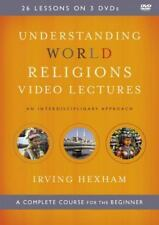 Understanding World Religions Video Lectures : An Interdisciplinary Approach...