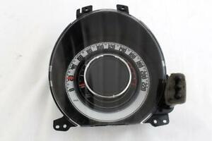 735483656 Armaturenbrett Tachometer FIAT 500 1.2 B 51KW 3P 5M (2010) Costa Rica