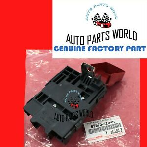 NEW GENUINE OEM TOYOTA 01-05 RAV4 FUSIBLE LINK BLOCK ASSY 82620-42040
