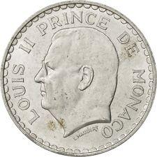 [#472910] Monnaie, Monaco, Louis II, 5 Francs, undated (1945), SUP+, Aluminium