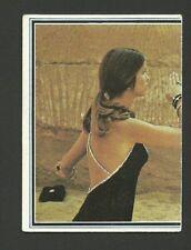 Barbara Bach - James Bond - Scarce 1978 Movie Film TV Card from Spain