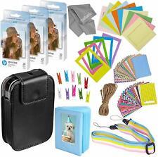 Zink Photo Paper and Frames Kit – 60 Pack - Sticker Paper for Hp Sprocket Port