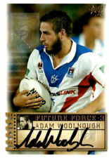 FUTURE FORCE-3. ADAM WOOLNOUGH.2003. SIGNATURE CARD FREE SHIPPING