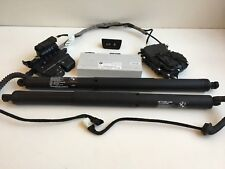 BMW F15 X5 Trunk Lift Automatic Tailgate Kit SET 7412616 7386658 7294469