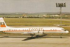 IL-18 , Balkan  , Ansichtskarte, ungelaufen