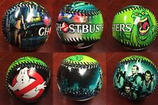 Ghostbusters Who you gonna Call!  Glossed  Collectible Souvenir Baseball