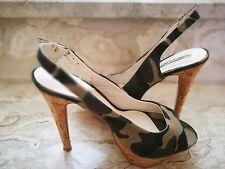 Scarpe sandalo mimetico Decolte N 36