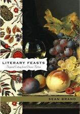 Literary Feasts: Inspired Eating from Classic Fiction, Brand, Sean,0743288289, B