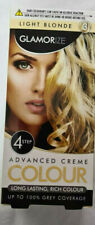 Mens Ladies Glamorize creme colour Pro-Dye Permanent hair Dye All Colours UK
