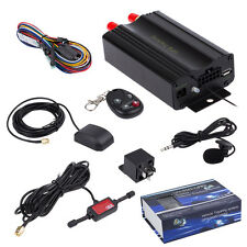 Real Time GPS Tracker GSM GPRS SMS System Car Vehicle Tracking Alarm Device USA