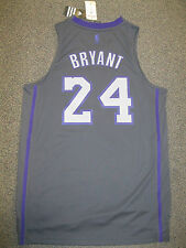 NEW LARGE RARE VARIANT FASHION KOBE BRYANT SWINGMAN LOS ANGELES LAKERS  JERSEY