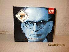 Otto Klemperer Beethoven Symphonies 1-9 7X Disc Box Used! See Description EMI