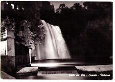 CARTOLINA LAZIO - FROSINONE - ISOLA DEL LIRI 4783 - CASCATA NOTTURNO